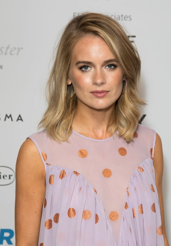 Cressida Bonas – Walpole British Luxury Awards 2018