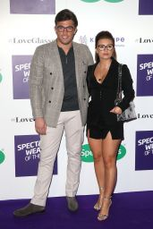 Dani Dyer - 2018 Specsavers Spectacle Wearer of the Year in London