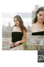 Danielle Campbell - Photoshoot for Byrdie October 2018