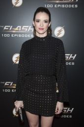 """Danielle Panabaker – """"The Flash"""" 100th Episode Celebration"""