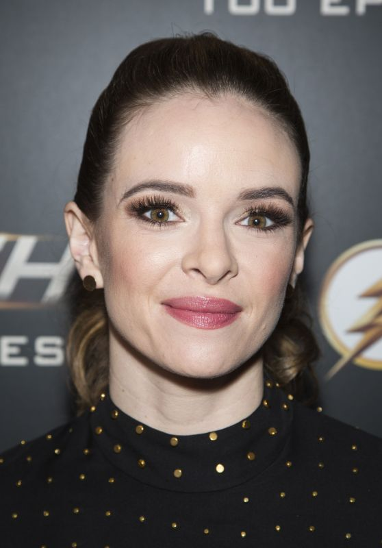 "Danielle Panabaker – ""The Flash"" 100th Episode Celebration"
