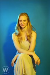 Deborah Ann Woll - The Wrap November 2018