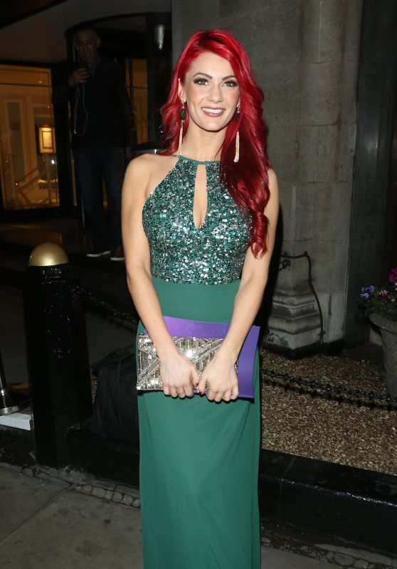 Dianne Buswell – 2018 Pride of Britain Awards