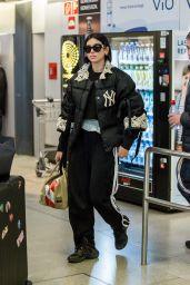 Dua Lipa - Tegel Airport in Berlin 11/15/2018