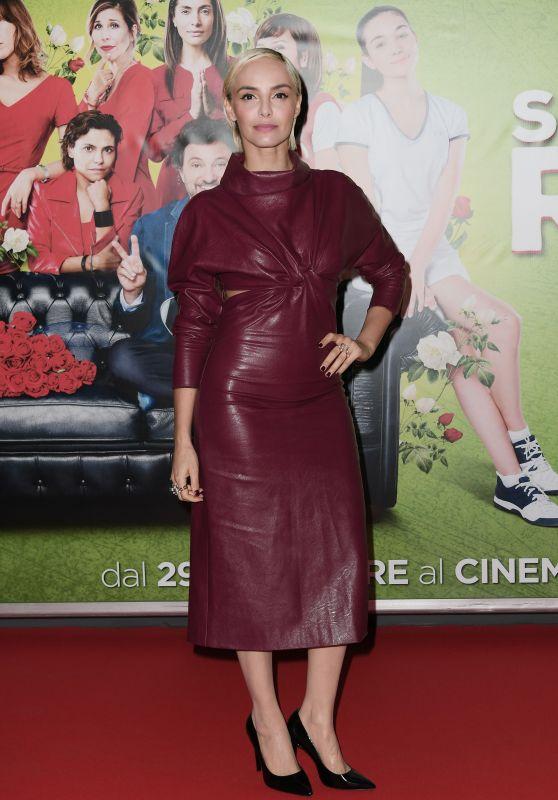 """Elena Cucci – """"Se son rose"""" Premiere in Rome"""