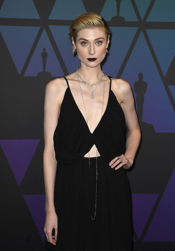 Elizabeth Debicki – 2018 Governors Awards