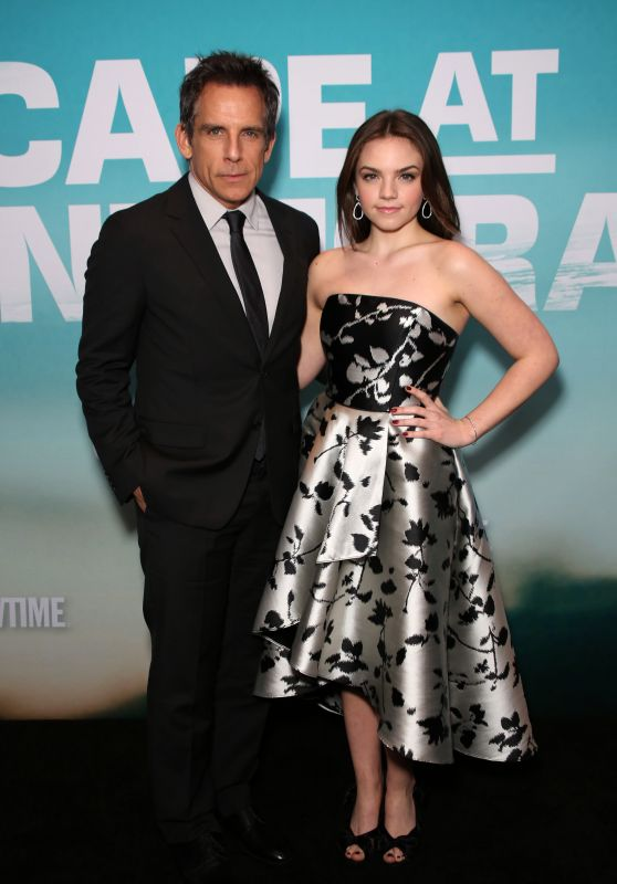 "Ella Stiller and Ben Stiller - ""Escape at Dannemora"" TV Show Premiere in New York"