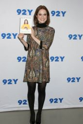 Ellie Kemper at 92Y in NYC 11/26/2018