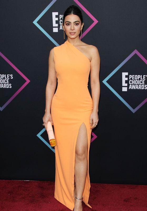 Emeraude Toubia – People's Choice Awards 2018