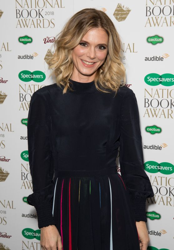 Emilia Fox - 2018 Specsavers National Book Awards