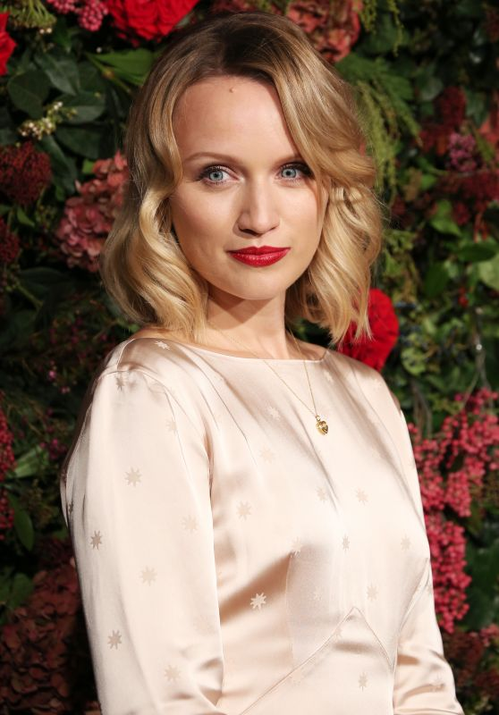 Emily Berrington – 2018 Evening Standard Theatre Awards