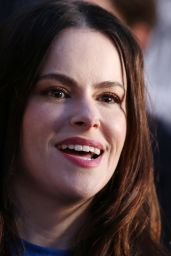 "Emily Hampshire - ""Dogman"" Premiere at AFI Fest"