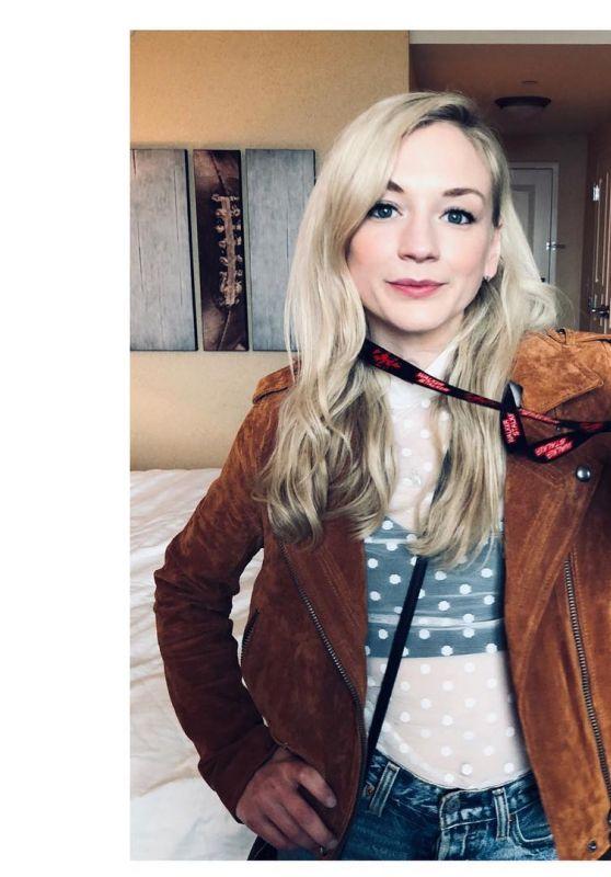 Emily Kinney - Personal Pics 11/02/2018