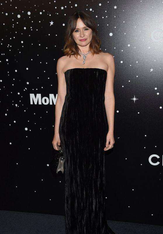 Emily Mortimer – MoMA Film Benefit Honoring Martin Scorsese 11/19/2018