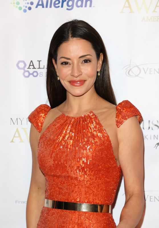 Emmanuelle Vaugier – MyFaceMyBody Awards USA 2018