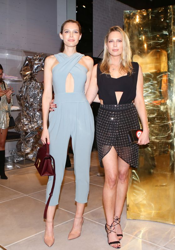 Erin Foster and Sara Foster – Rosa Cha Store Opening in LA