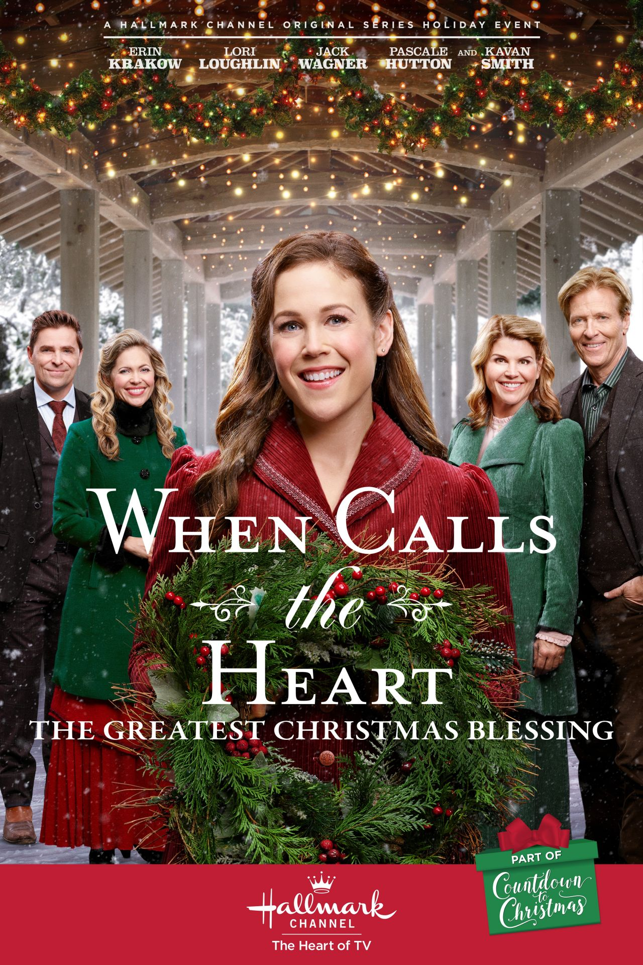 Erin Krakow Quot When Calls The Heart Quot The Greatest