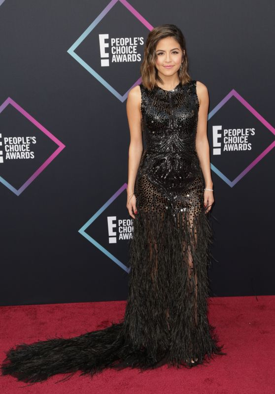 Erin Lim – People's Choice Awards 2018