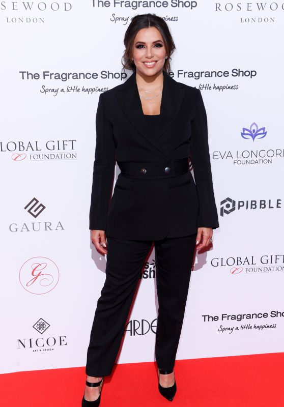 Eva Longoria – 2018 Global Gift Gala in London