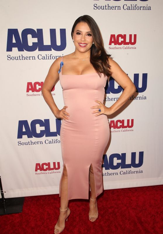 Eva Longoria – ACLU Bill of Rights Dinner in LA