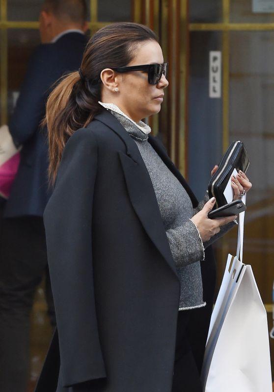 Eva Longoria Shopping in London 11/02/2018