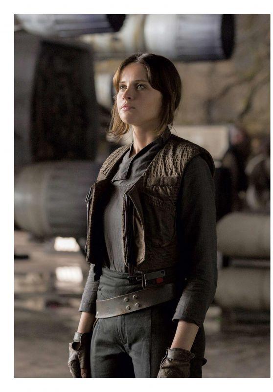 Felicity Jones - Star Wars Insider Special Edition 2019
