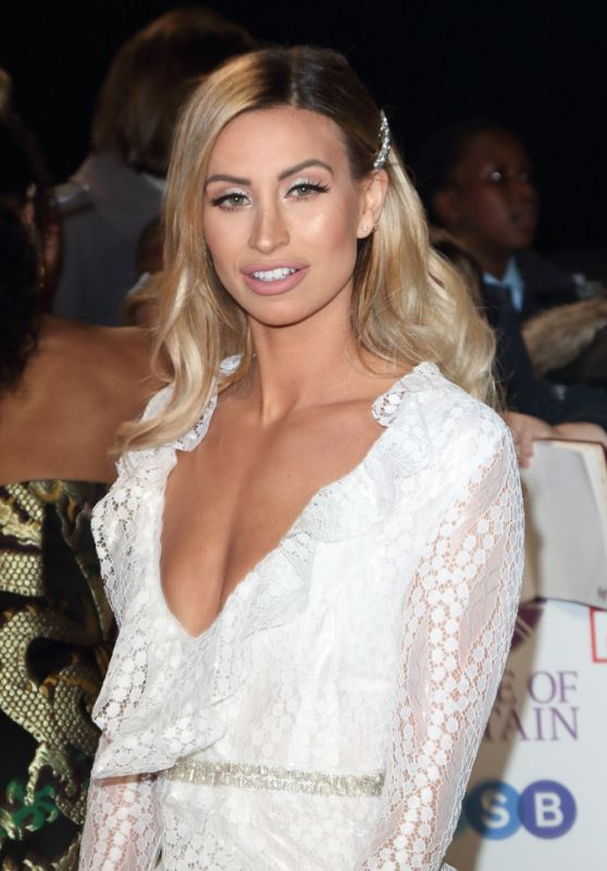 Ferne McCann – 2018 Pride of Britain Awards