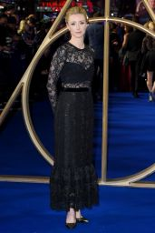 """Fiona Glascott – """"Fantastic Beasts: The Crimes of Grindelwald"""" Premiere in London"""