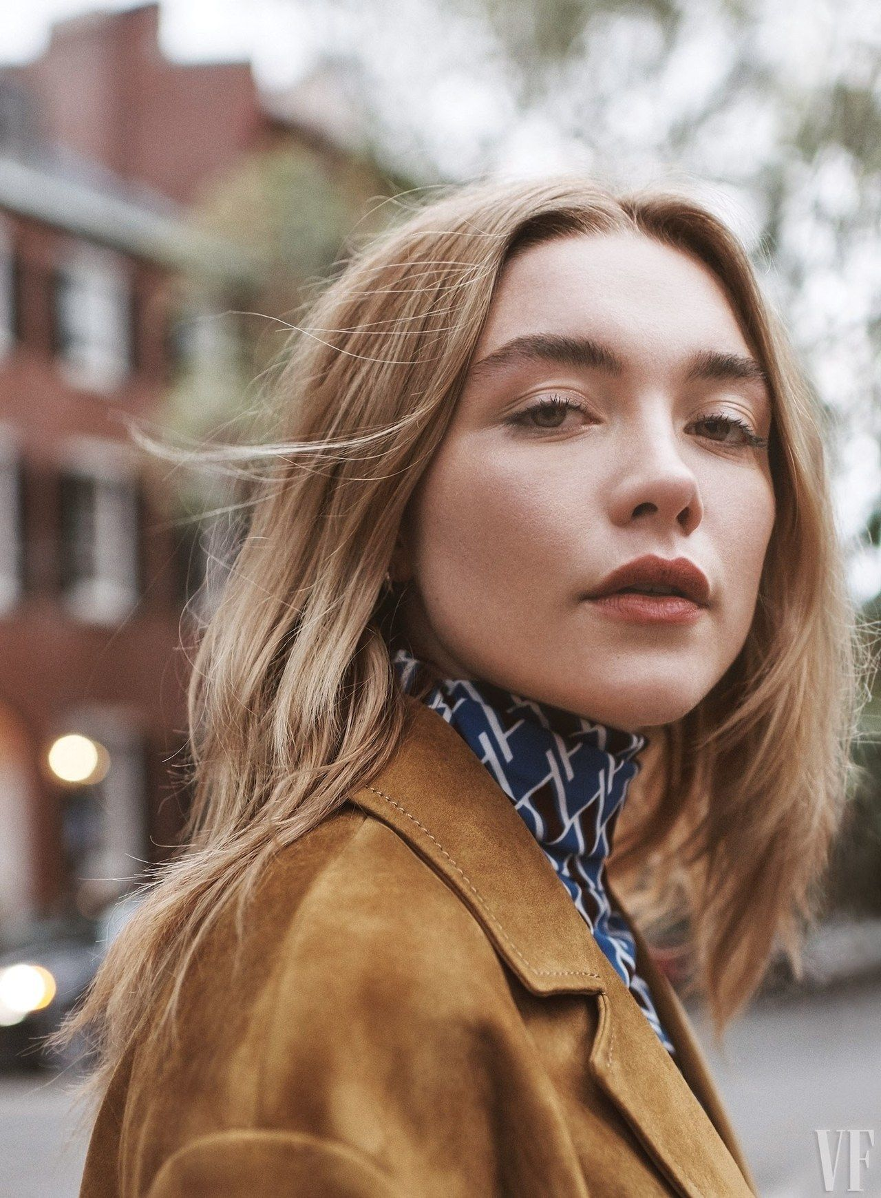 Florence Pugh Vanity Fair December 2018