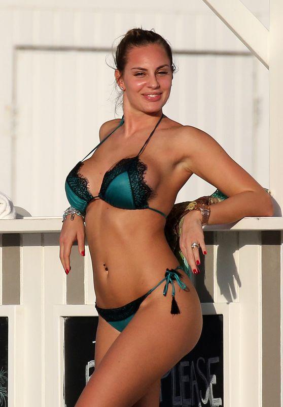 Francesca Brambilla in Bikini 11/21/2018