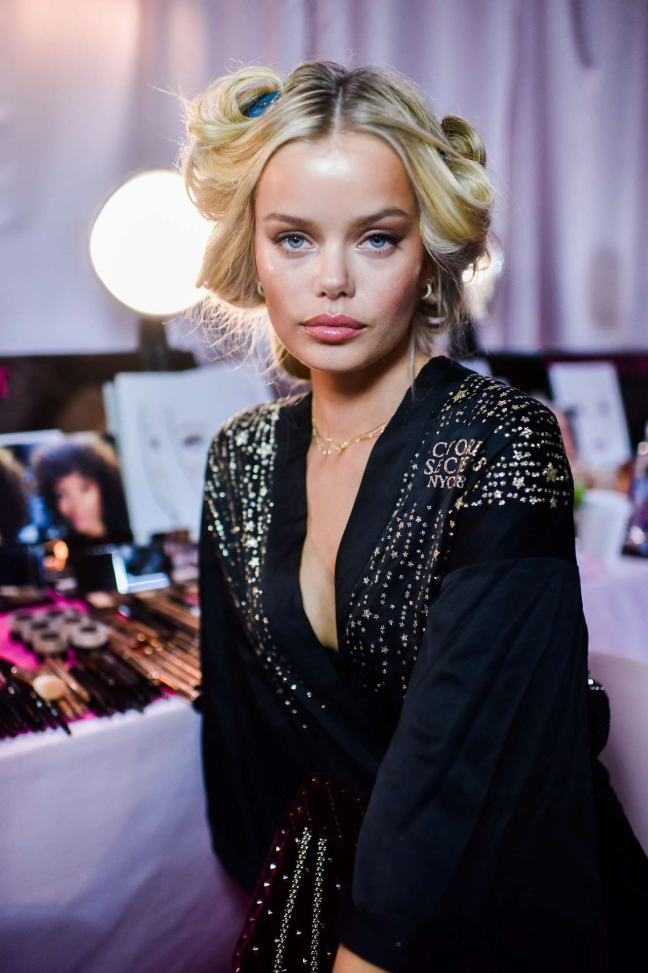 Frida Aasen – 2018 Victoria's Secret Fashion Show ...