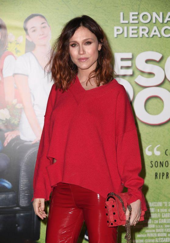 """Gabriella Pession – """"Se son rose"""" Premiere in Rome"""