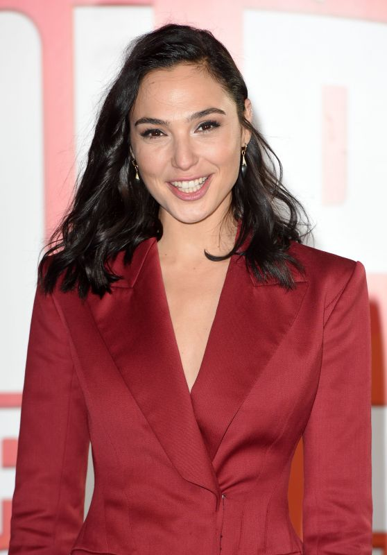 "Gal Gadot - ""Ralph Breaks The Internet"" European Premiere in London"