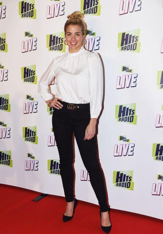 Gemma Atkinson - Hits Radio Live 2018