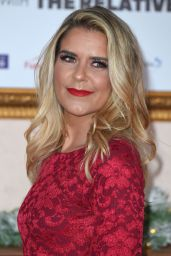 "Gemma Oaten – ""Surviving Christmas With The Relatives"" World Premiere in London"