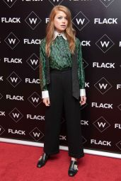 "Genevieve Angelson - ""Flack"" TV Show Premiere in London"