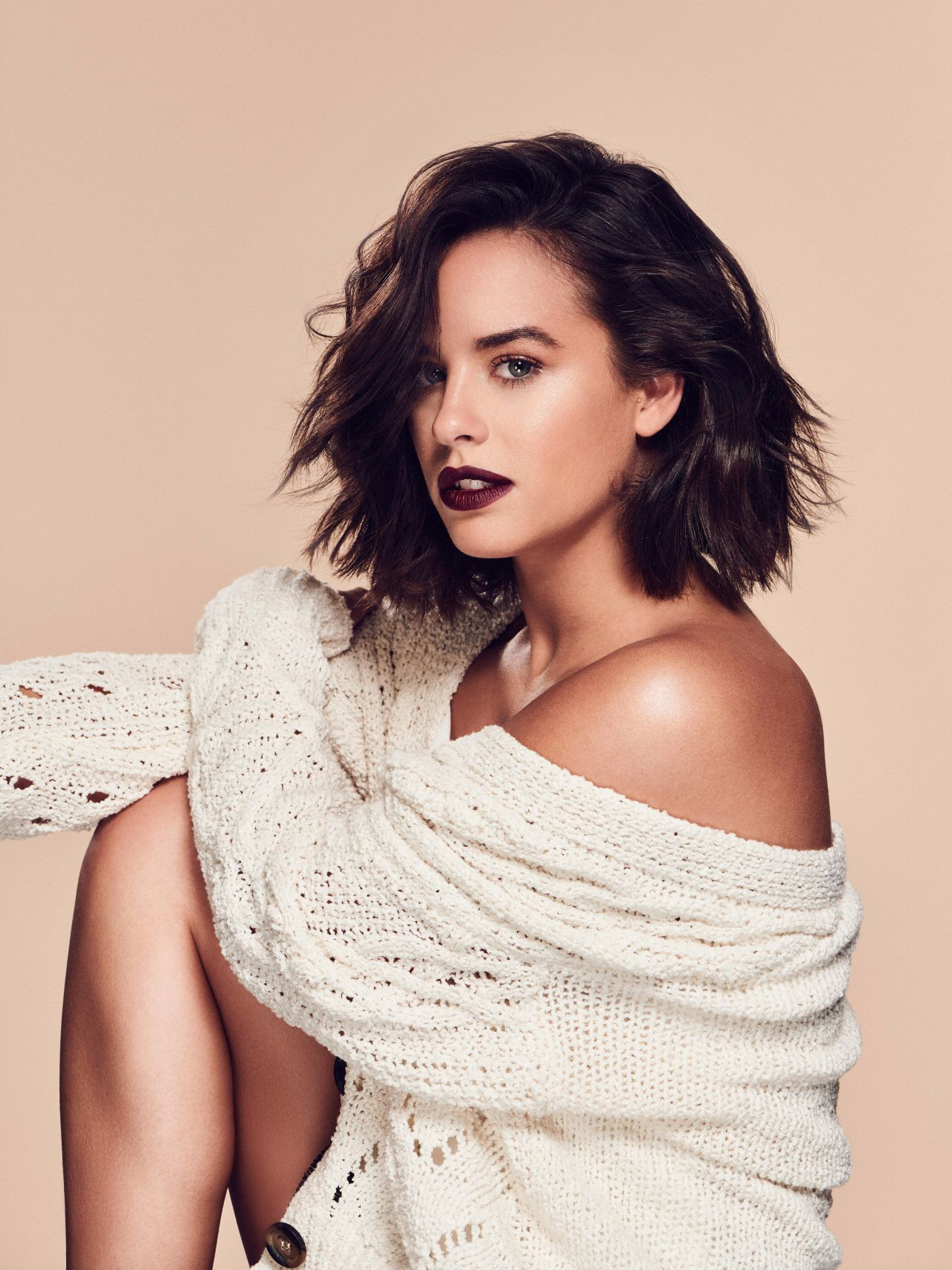 Georgia May Foote - Autumn Beauty Range with George At ...