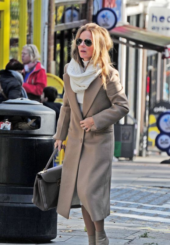 Geri Halliwell - Out in London 11/03/2018