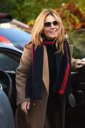 Geri Halliwell - Out in London 11/21/2018