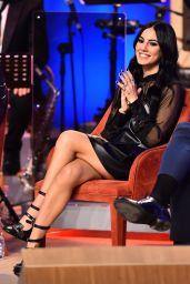 """Giulia De Lellis - """"Maurizio Costanzo"""" TV Show in Rome"""