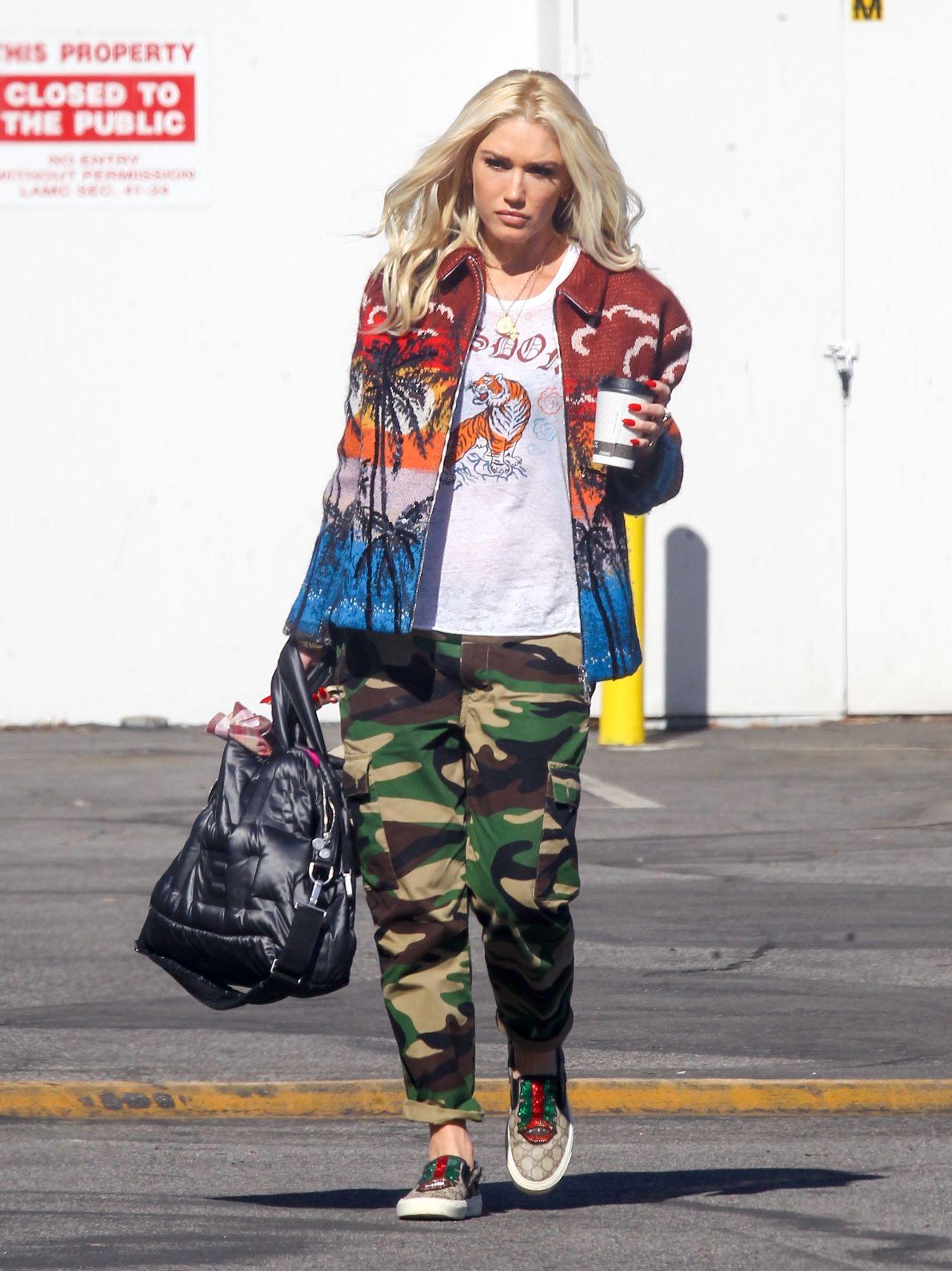 Gwen Stefani - Out in LA 11/12/2018 гвен стефани 2018