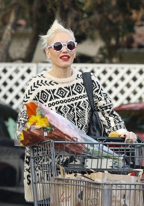 Gwen Stefani - Shopping in Los Angeles 11/18/2018
