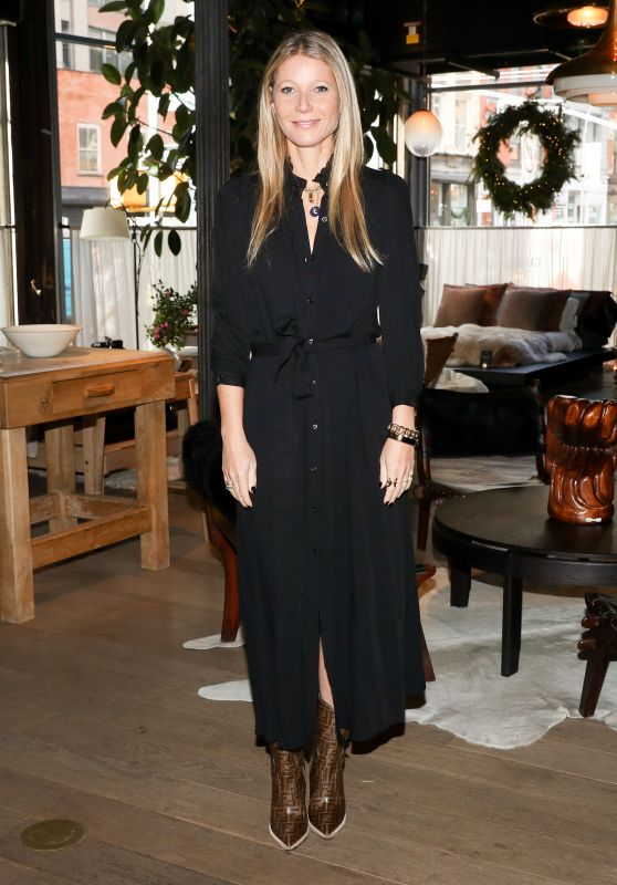 Gwyneth Paltrow - Goopgenes Launch Celebration in NY 11/16/2018