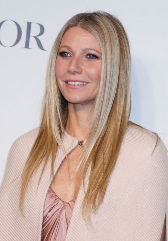 Gwyneth Paltrow - Guggenheim International Gala in NY 11/15/2018