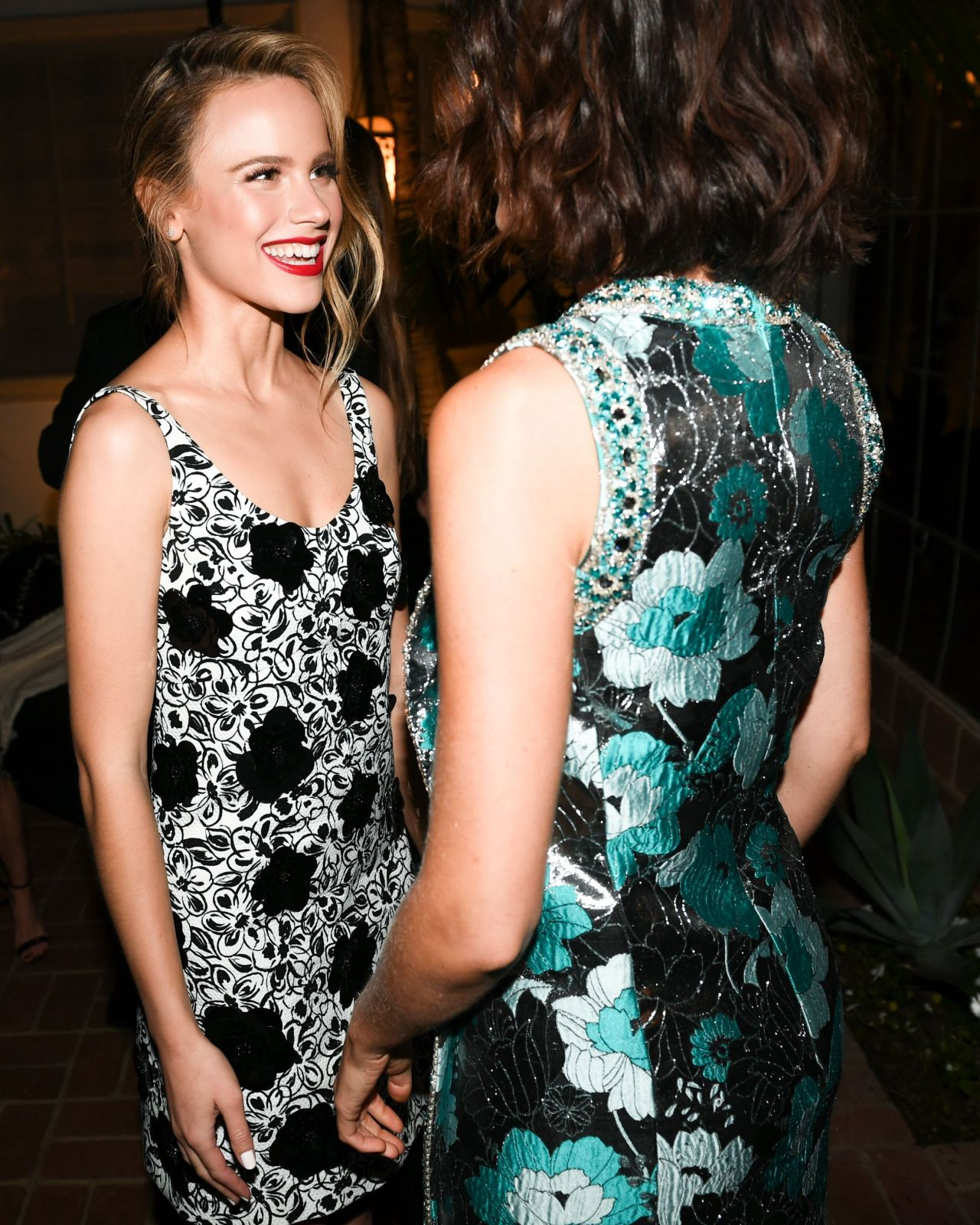 Halston Sage – Michael Kors x Kate Hudson Dinner in LA 11 ...
