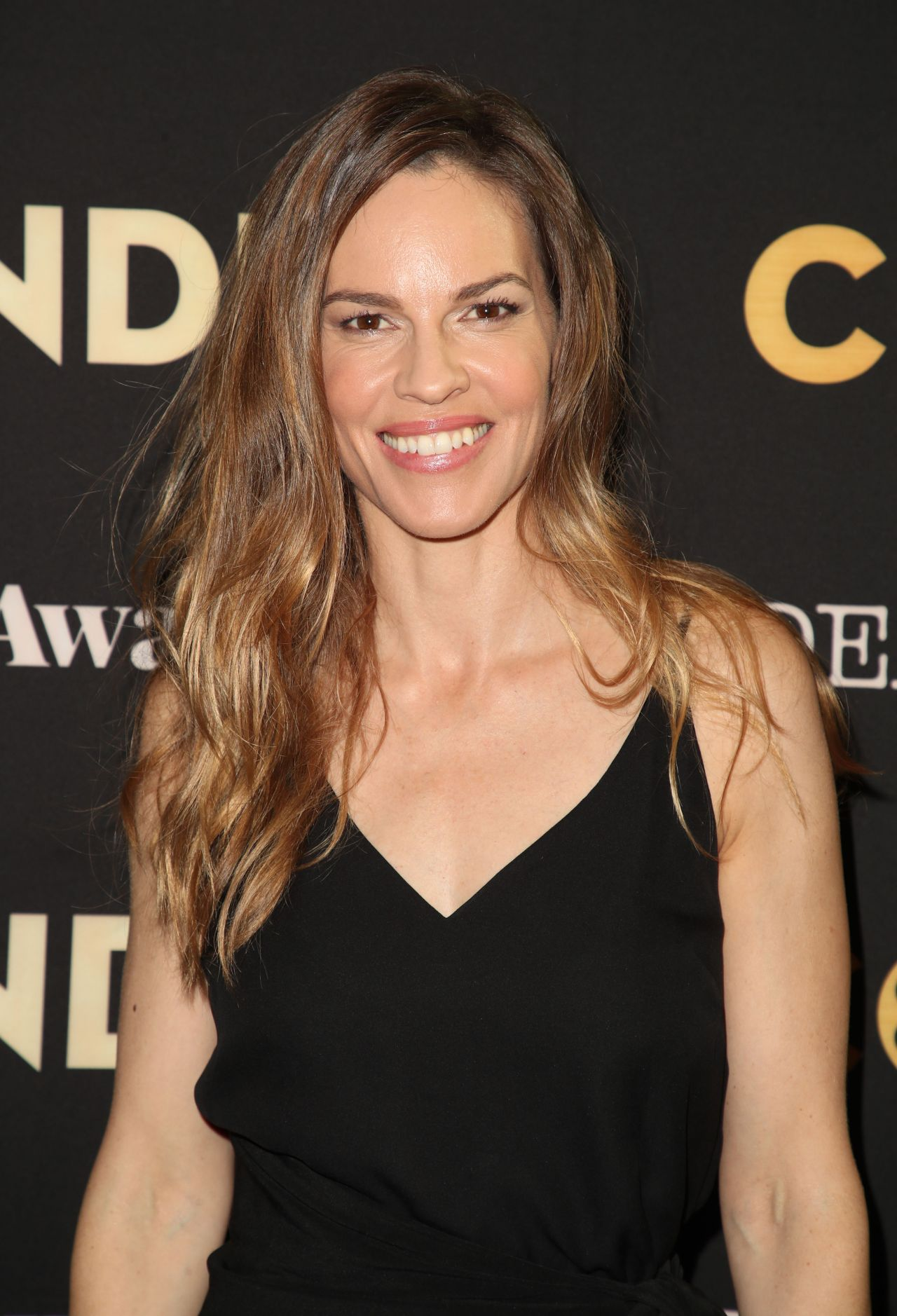 Hilary Swank – Deadline Contenders in Los Angeles 11/03/2018