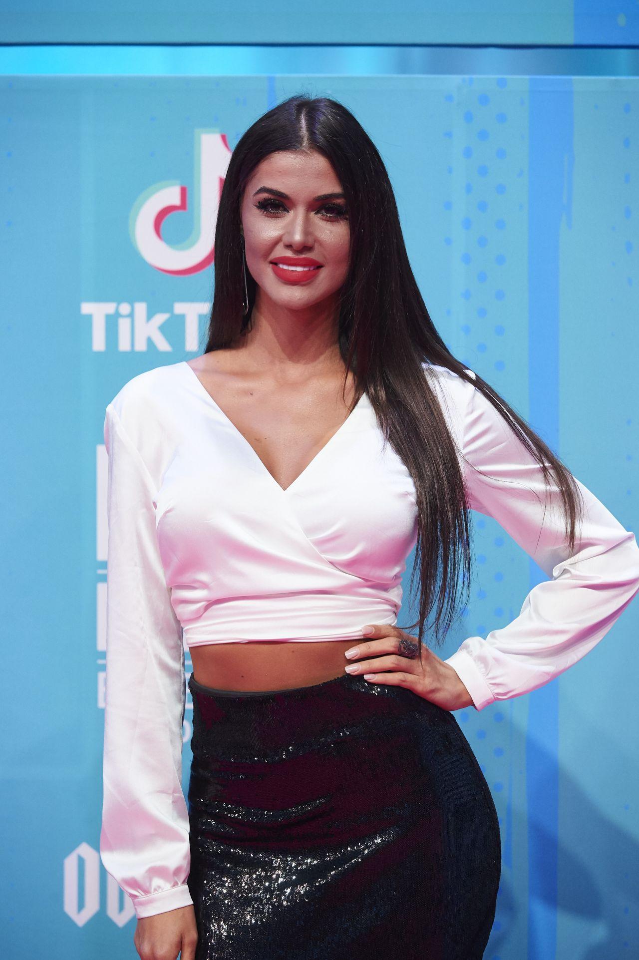 Ioanna Bella Mtv Ema S 2018 In Bilbao