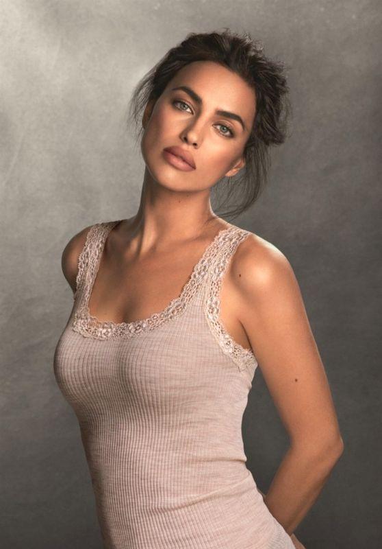 Irina Shayk - Intimissimi Knitwear Line Photoshoot, November 2018
