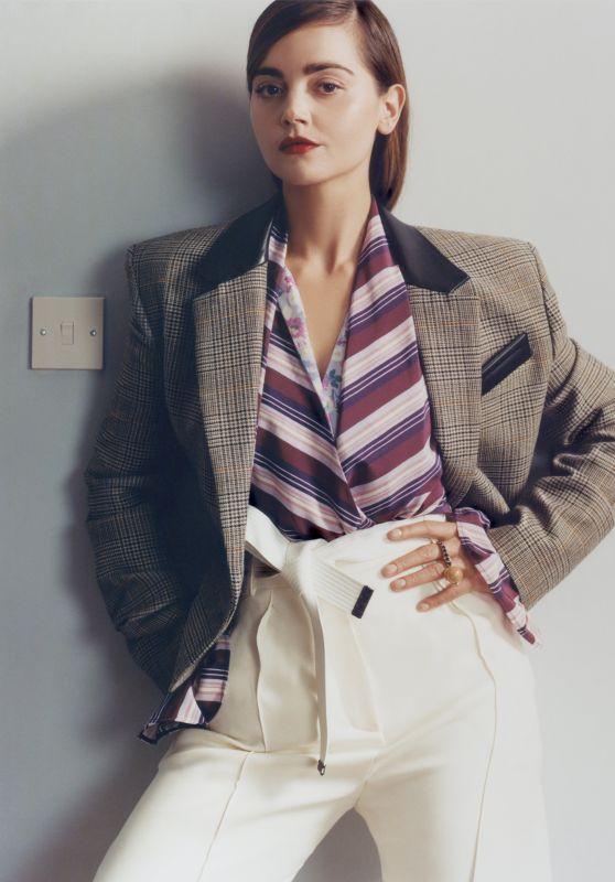 Jenna Coleman - Flaunt Magazine November 2018 Photos