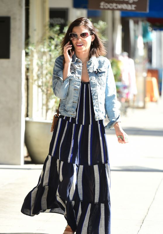 Jenna Dewan - Out For Lunch in Los Angeles 11/26/2018